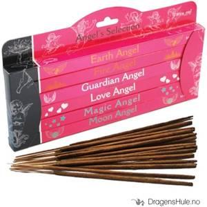 Bilde av Røkelse:  Stamford Angels Pink Gift Pack
